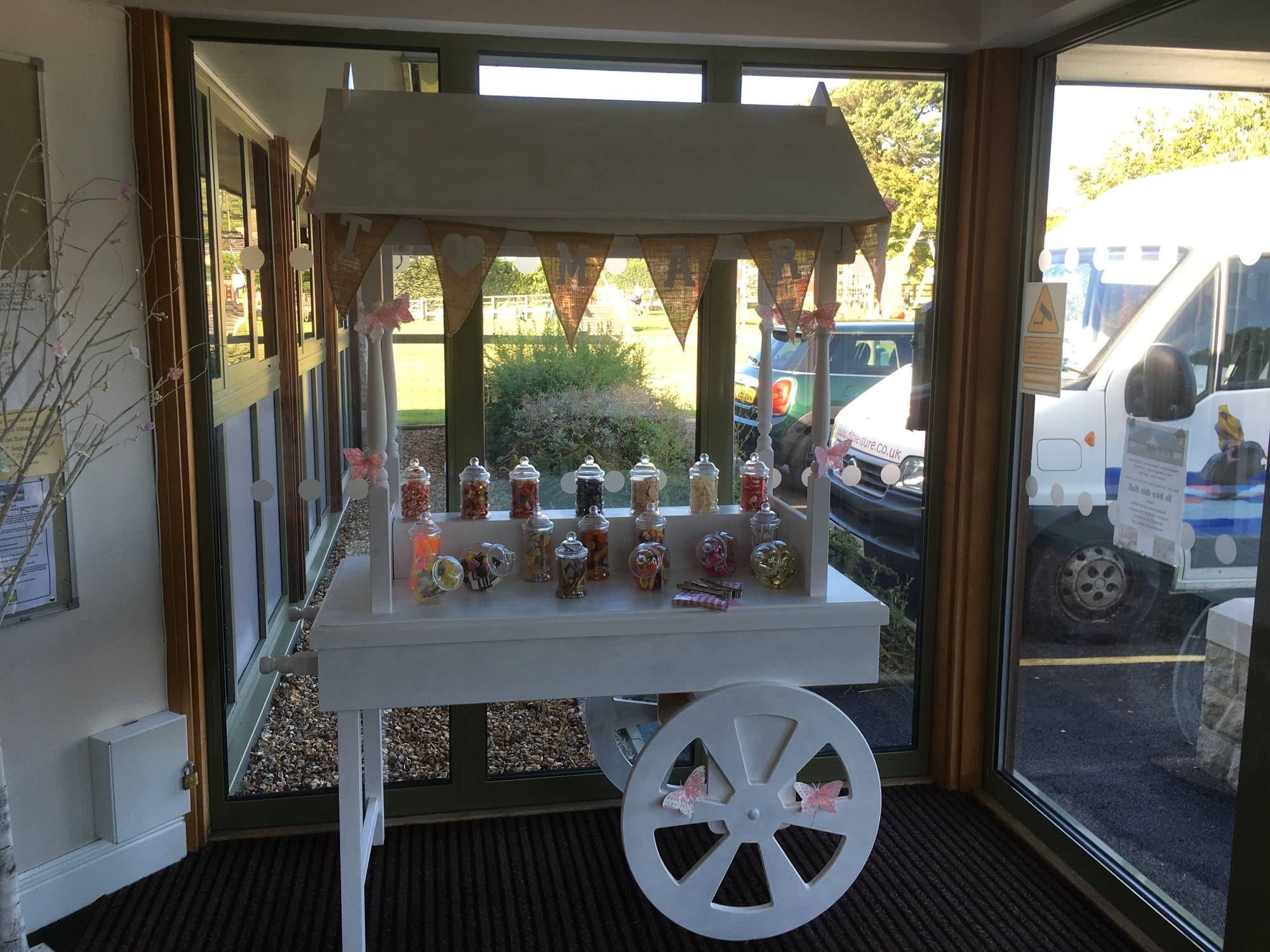 Candycart Hire