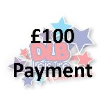 £100 Payment / Booking Fee