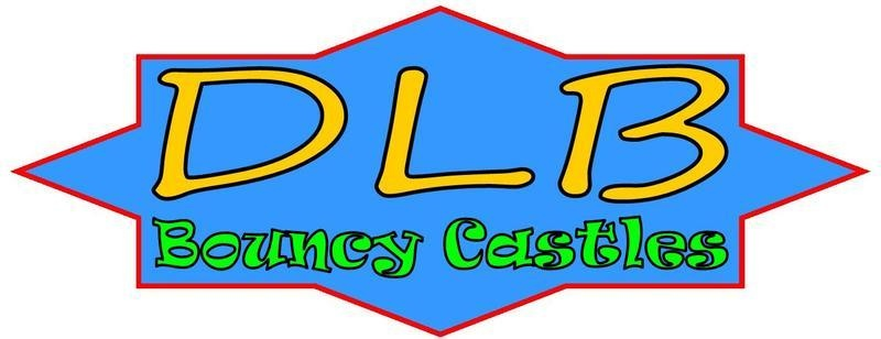 DLB BOUNCY CASTLES LOGO 2011