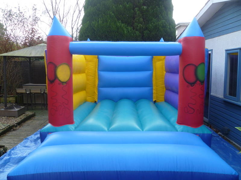 Deluxe Kids Castle - 12ft