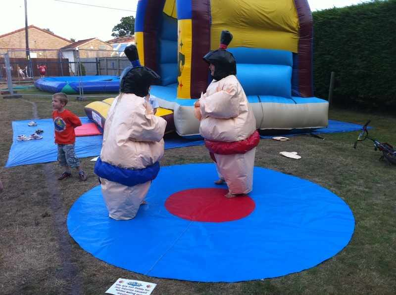 Sumo Suits - DLB Leisure - 1