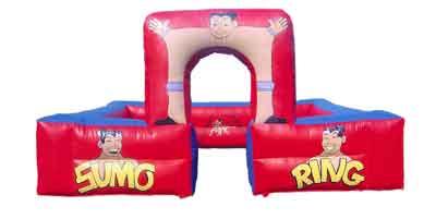 Entertainment - Sumo Ring