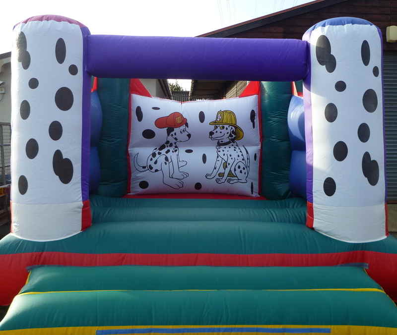 DLB Leisure - Dalmation Bouncy Castle