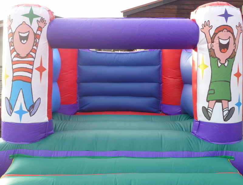 DLB Leisure - Jumpin Kids Castle