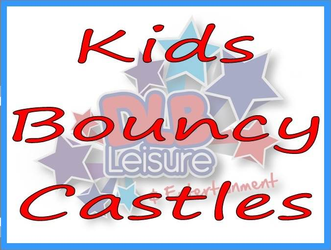 Kids bouncy castles