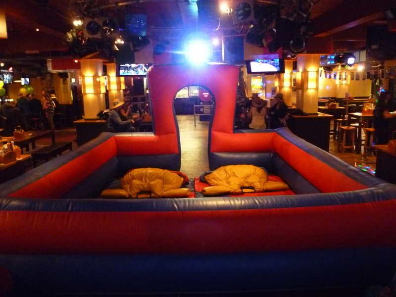 Sumo Inflatable Surround