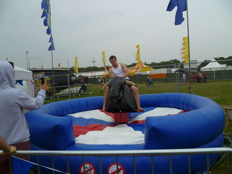 Dlb Leisure Bournemouth Rodeo Bull Hire Bucking Bronco