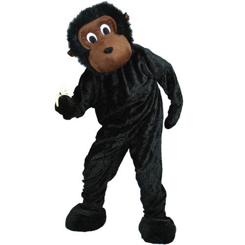 DLB Leisure - Monkey Mascot