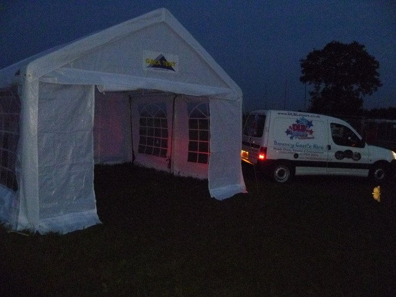 Marquee 4m Hire