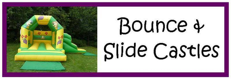 Bounce and Slide Castles New