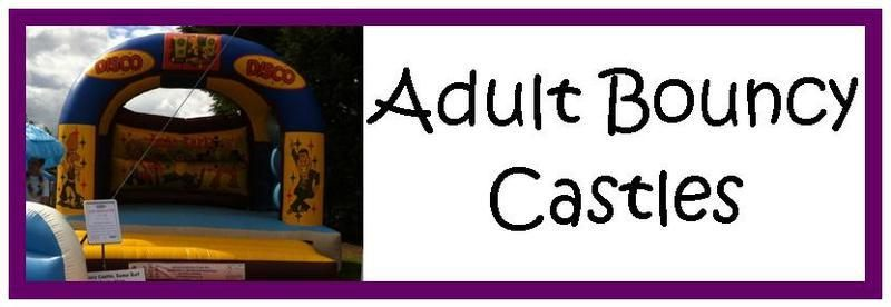 Adult Bouncy Castles 3