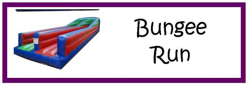 Bungee Run Hire New