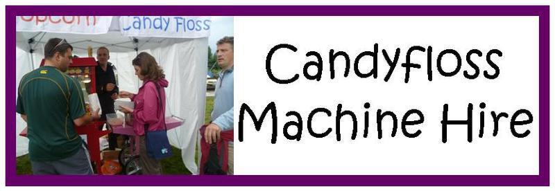 Candy Floss Machine Hire New