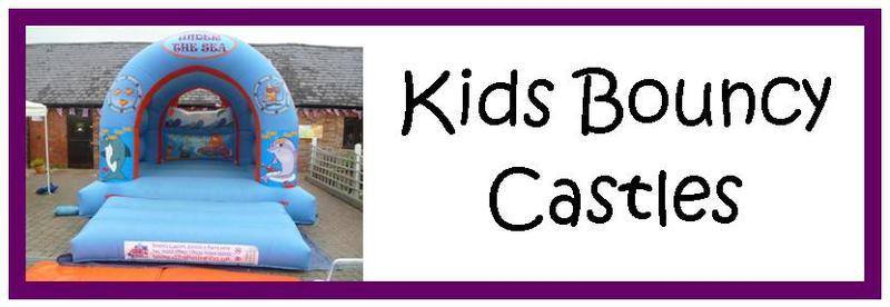 Kids Bouncy Caastles New