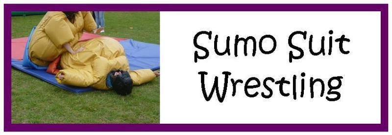 Sumo Suit Wrestling New