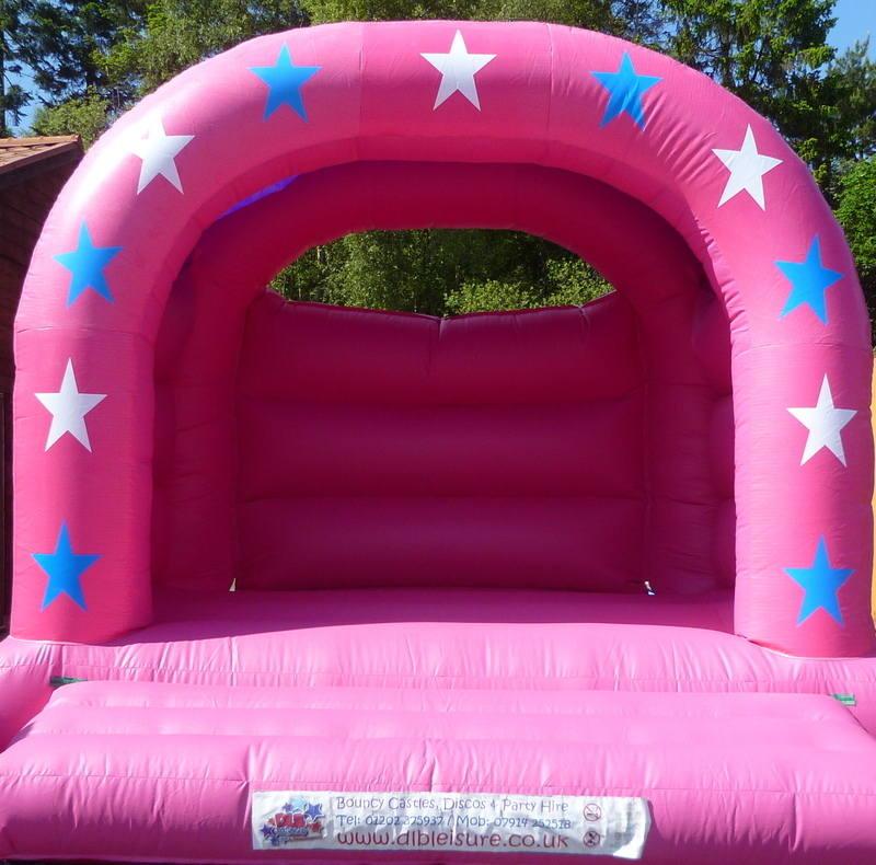 DLB Leisure - Pink Stars