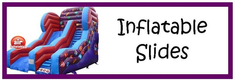 DLB Leisure - Inflatables Slide Website