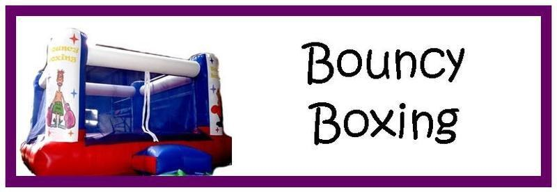 DLB Leisure - Bouncy Boxing