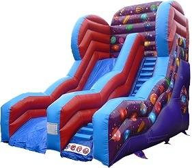 Air Inflatables 10ft slide no logo