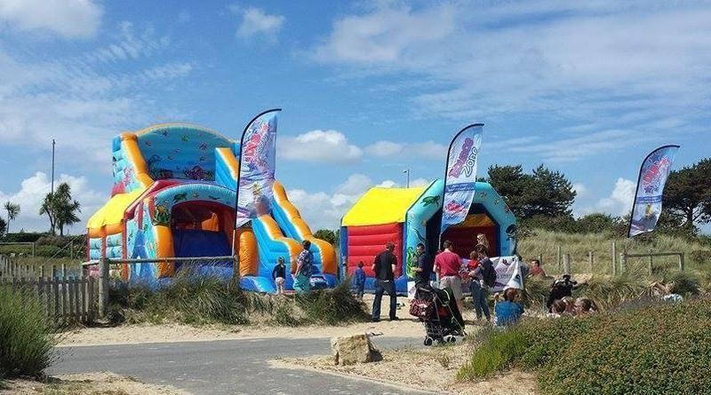 Sandbanks Bounce Zone