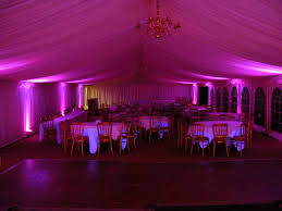 uplighting hire 1