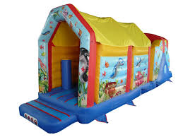 DLB Leisure - 35ft Undersea Obstacle Course
