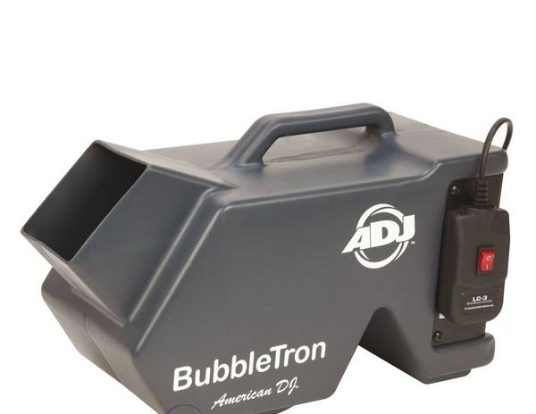 DLB Leisure - Bubble Machine