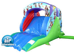DLB Leisure - 10ft Pirates Slide Air