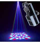 DLB Leisure - LED Scanner Light Hire