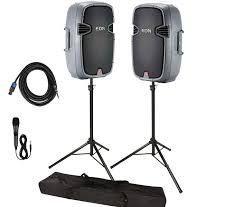 DLB Leisure - Speaker Hire