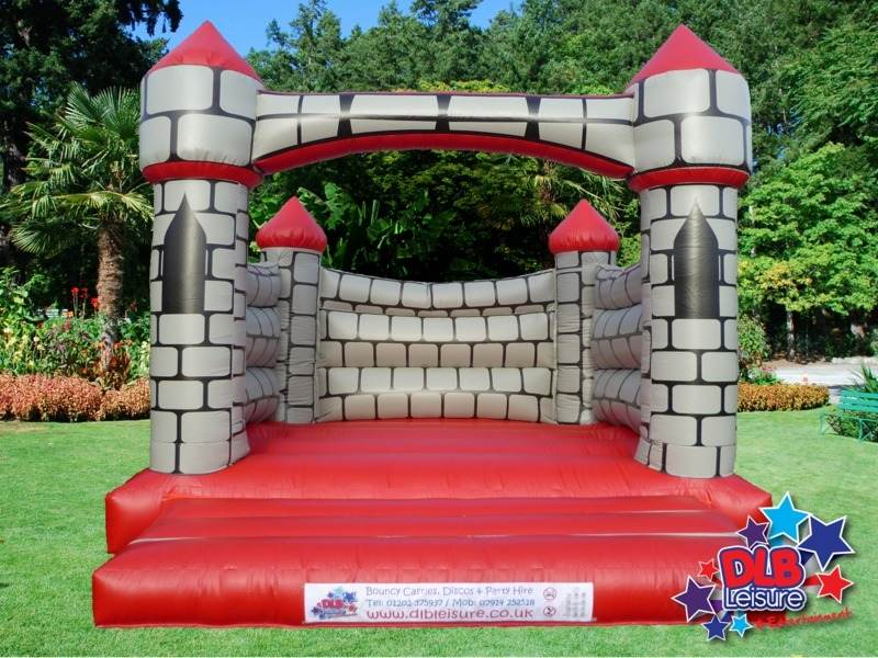 DLB Leisure - Red Camelot 15x18ft
