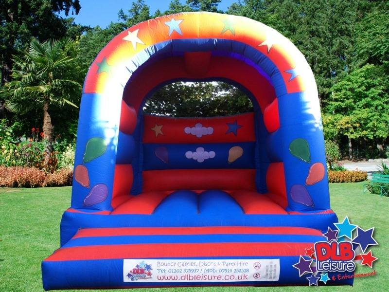 DLB Leisure - 12x15 Adult Party Castle Roofed