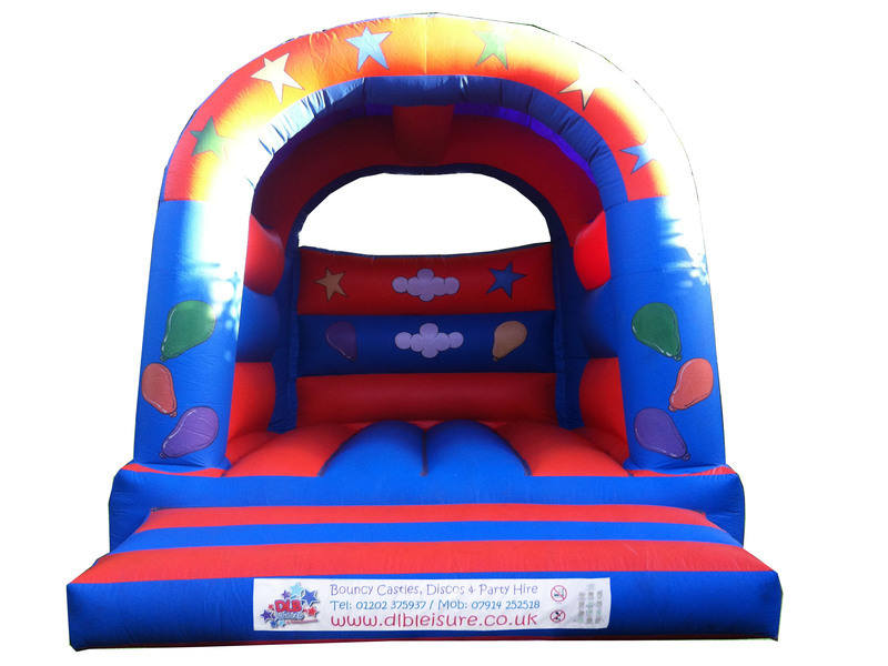 DLB Leisure - Adult Party Castle White
