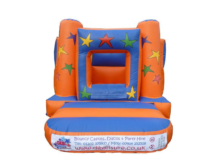 DLB Leisure - Starz Bouncer 8x11 Castle