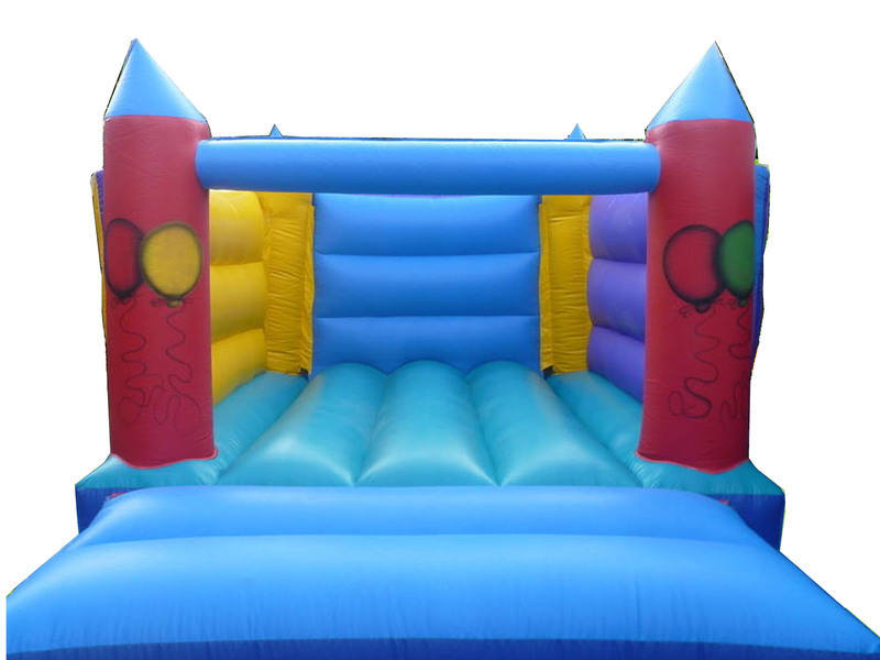 DLB Leisure - 11x14ft Balloon Turret Castle