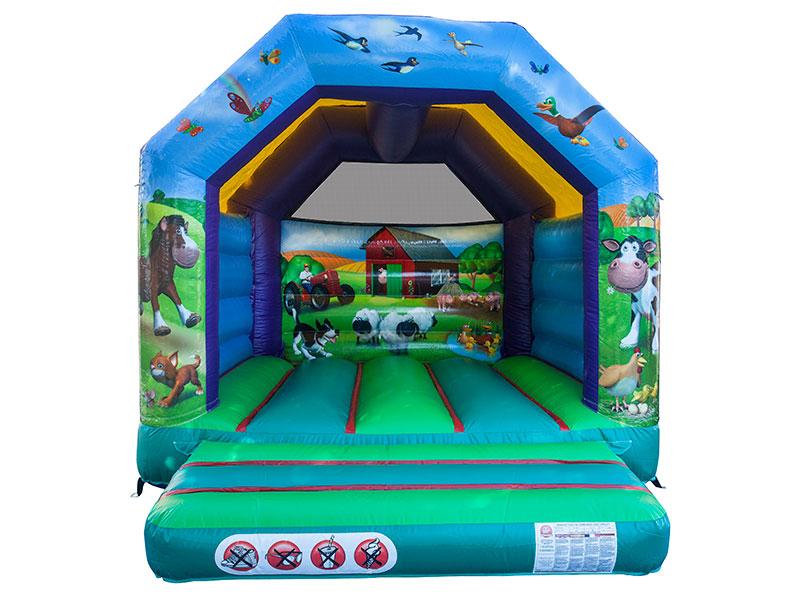 Farmyard 11x14 DLB Leisure