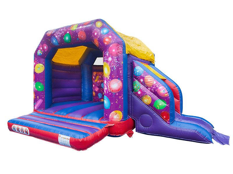 Slide Bouncy Castle