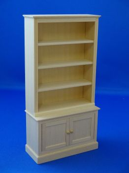 Low Cupboard Bookcase