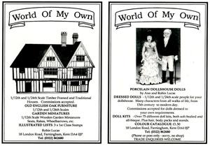 1993 Adverts