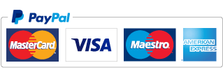 Paypal cards logo
