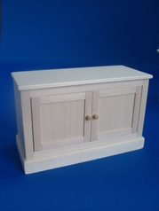 2 Door low cupboard