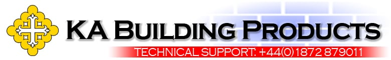 KA Building Products, site logo.