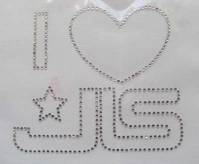 I love JLS - Clear