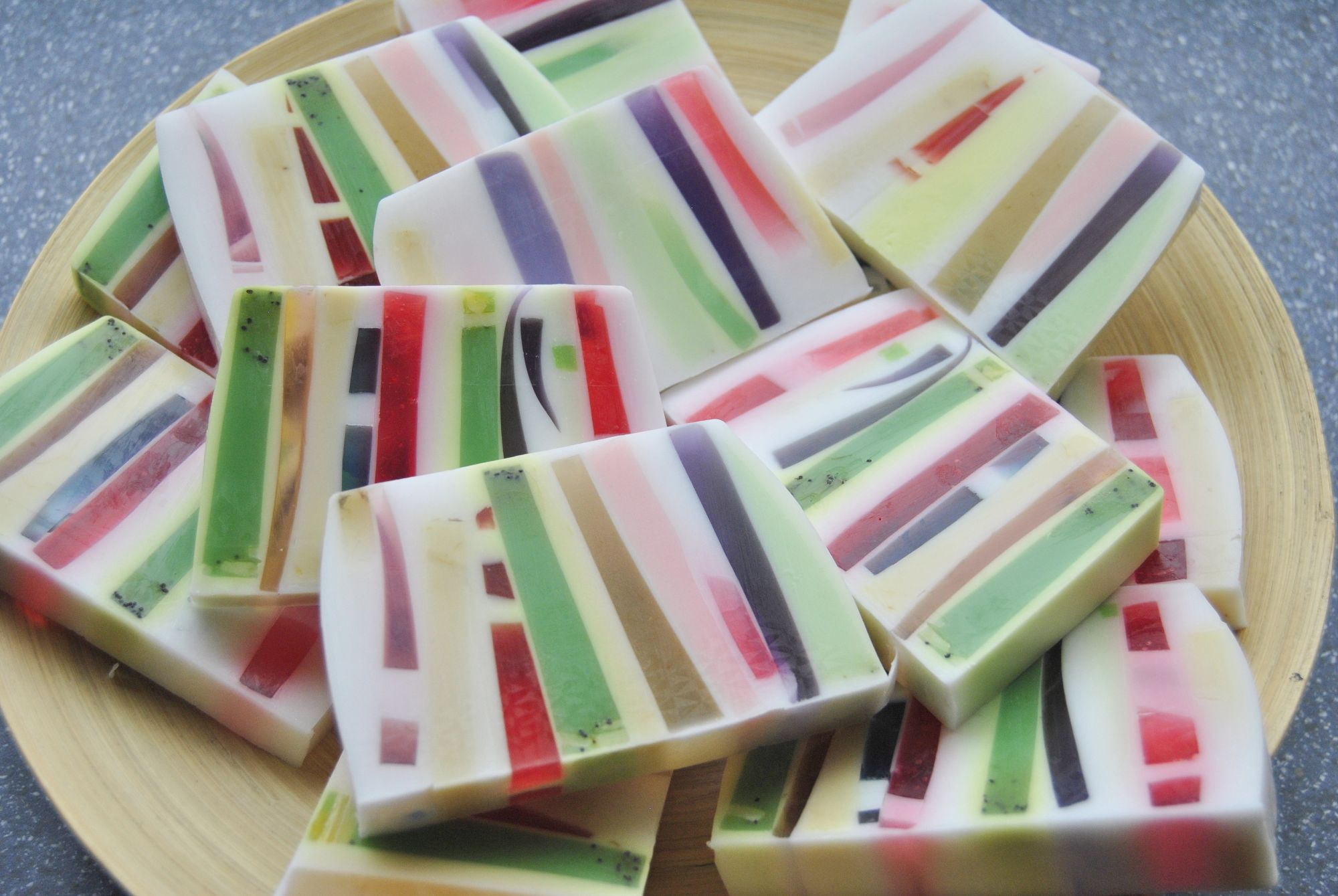 Handmade Soap Art