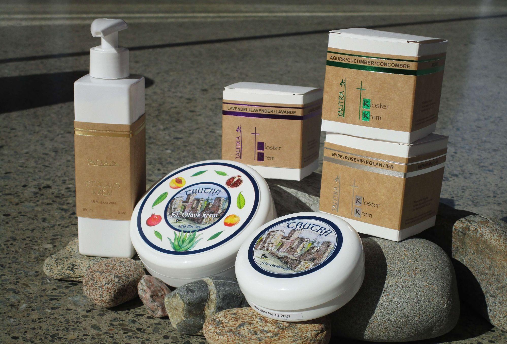 Handmade Cream
