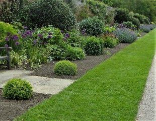 Classic herbacious border