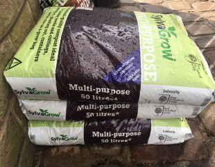 Sylva grow peat free compost