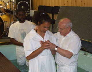 Amanda - Baptism