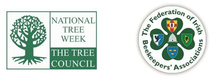 National Tree Week 2018 – week following first Sunday in March, i.e. 04 March 2018 to 11 March 2018.  FIBKA are founding members of the Tree Council of Ireland, actively promoting the planting of pollen and nectar bearing tree which are made available yearly to our members. The trees come in packs of 20 mixed trees, one pack per member. A tree pack = 20 saplings 4 different varieties labelled x 5 To order, check the following link: https://irishbeekeeping.ie/wp-event/national-tree-week-2018/