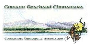 Cumann Beachairí Chonamara, site logo.